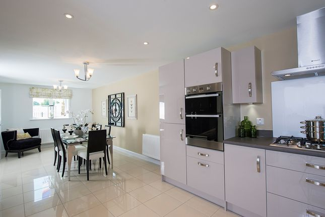 """Thumbnail Detached house for sale in """"The Truro"""" at Bromham Road, Bedford"""