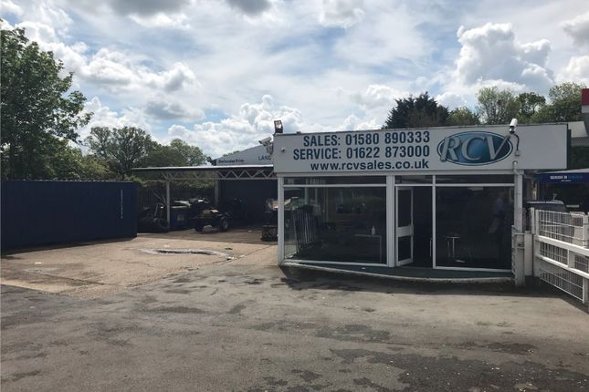 Thumbnail Industrial to let in Former Rcv Sales, Cranbrook Road, Staplehurst