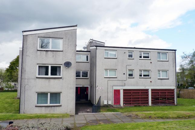Thumbnail Flat for sale in Kirkton Place, Village, East Kilbride