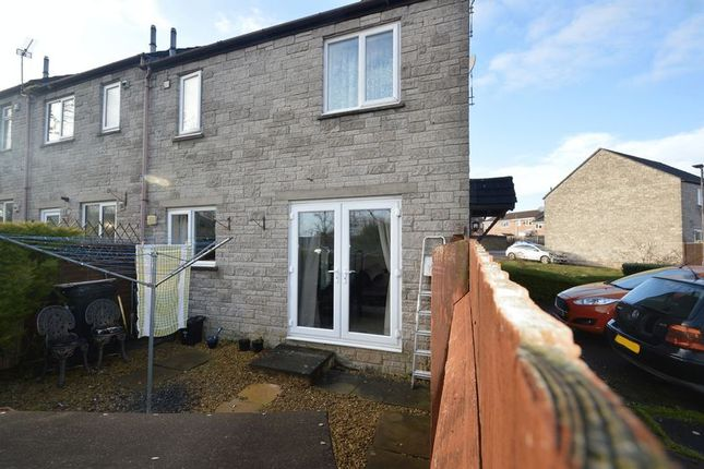 Thumbnail Terraced house for sale in Sylvan Close, Coleford