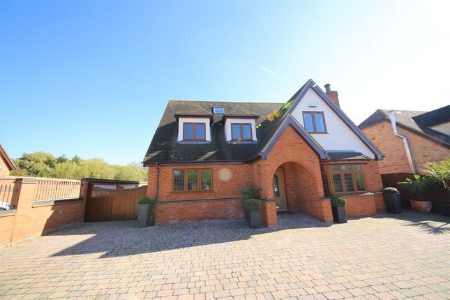 Thumbnail Detached house for sale in Malvina Close, Lower Dunton Road, Horndon-On-The-Hill, Stanford-Le-Hope