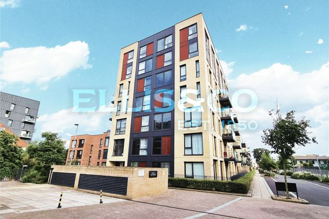 Thumbnail Flat to rent in Keble Court, 10 Hayling Way, Edgware