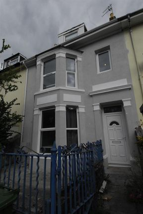 Thumbnail Property to rent in Oxford Place, Plymouth
