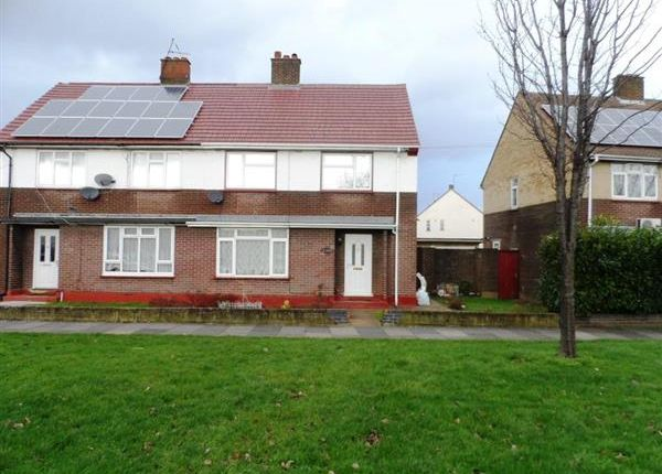 Thumbnail Semi-detached house to rent in Ruislip Road, Northolt