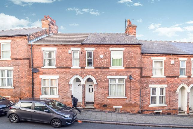 Thumbnail Terraced house for sale in St. Stephens Road, Sneinton, Nottingham