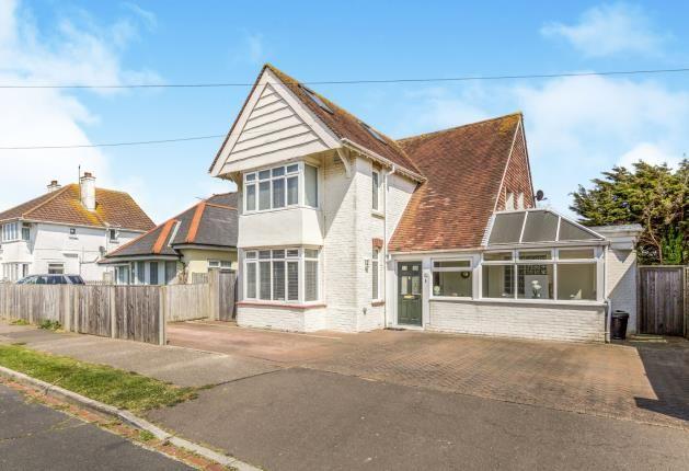 Thumbnail Detached house for sale in Bereweeke Road, Felpham, Bognor Regis, West Sussex