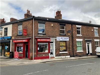 Thumbnail Commercial property for sale in 46 & 46A Chester Street, Saltney, Chester, Cheshire