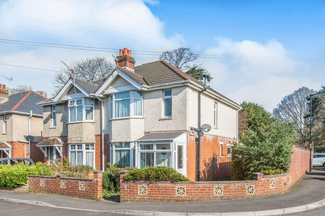 Thumbnail Semi-detached house for sale in Clifton Road, Southampton
