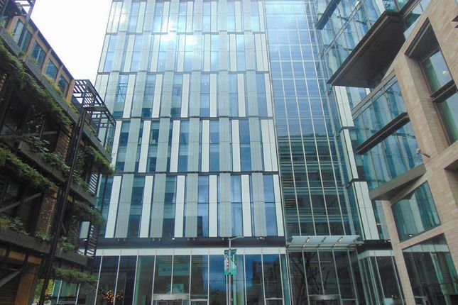 Office to let in Hardman Street, Manchester