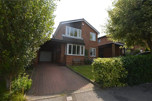 Thumbnail Detached house for sale in Dovedale Close, Crofton, Wakefield, West Yorkshire