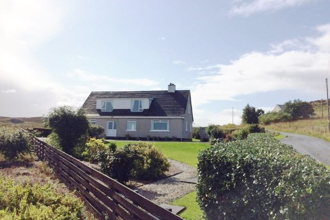 Thumbnail Detached house for sale in Kildonan, Edinbane, Isle Of Skye