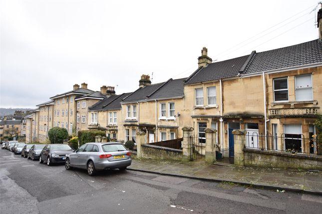 Portland Terrace of Portland Terrace, Bath, Somerset BA1