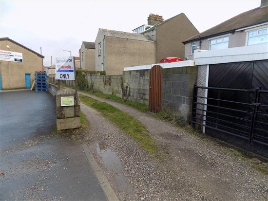 Access From Yard of Thornton Road, Morecambe LA4