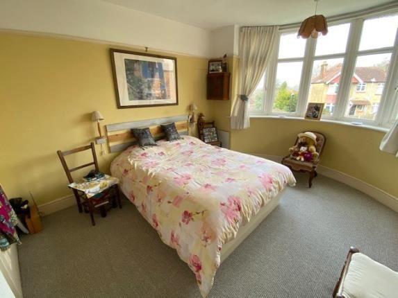Bedroom 1 of Bitterne Way, Southampton SO19