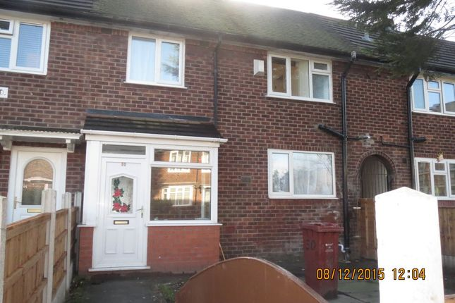 Thumbnail Terraced house to rent in Clough Top Road, Blackley, Manchester