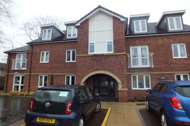Thumbnail Flat to rent in Fenham Court, Newcastle Upon Tyne