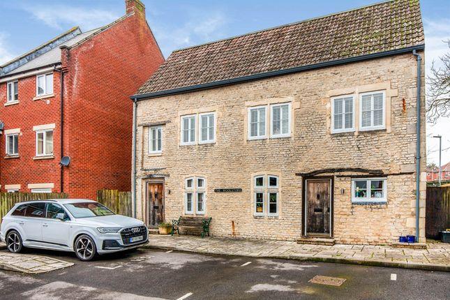 Thumbnail Semi-detached house for sale in Conigre, Trowbridge