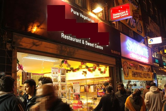 Thumbnail Restaurant/cafe for sale in South Road, Southall