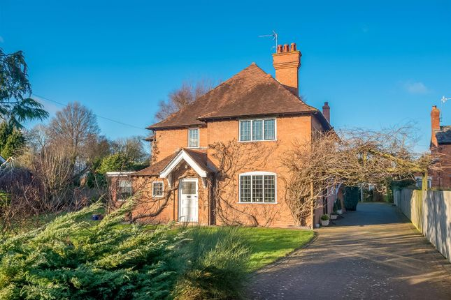 Thumbnail Detached house for sale in Greenhill Park Road, Evesham, Worcestershire