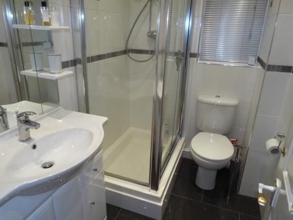 Shower Room of Channel Way, Ocean Village, Southampton SO14