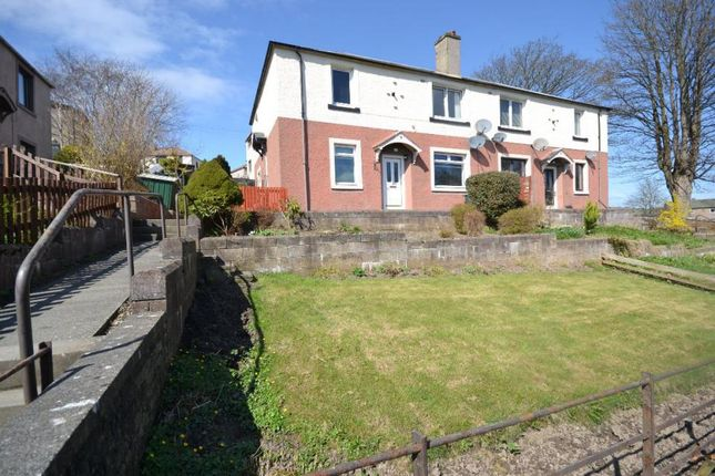 Thumbnail Bungalow for sale in 22, Moat Crescent Hawick