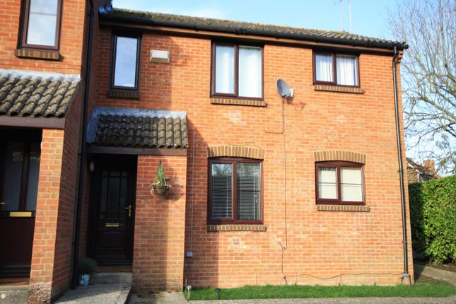 Thumbnail Maisonette to rent in Woodshaw Mead, Royal Wootton Bassett