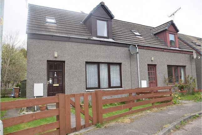 Thumbnail Semi-detached bungalow for sale in Manse Road, Kingussie