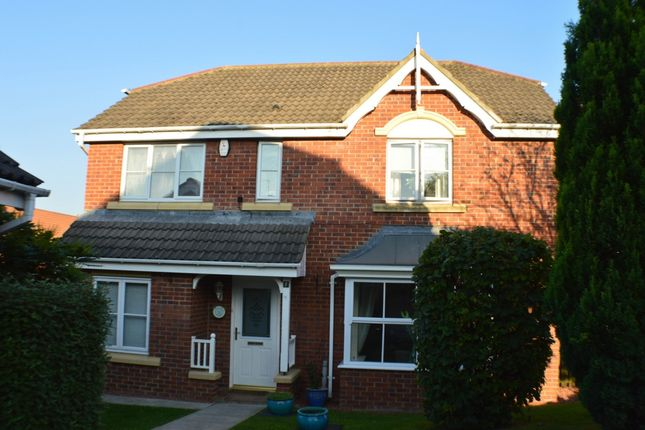 Thumbnail Terraced house for sale in Cross Street, Prudhoe