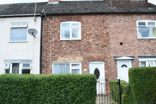 Thumbnail Terraced house to rent in Regent Street, Church Gresley, Swadlincote