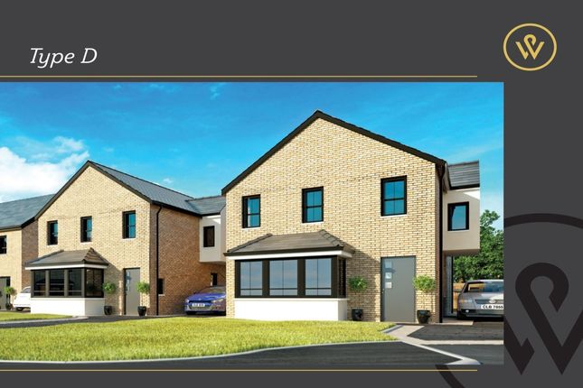 Thumbnail Detached house for sale in Wyndell, Donaghadee Road, Newtownards