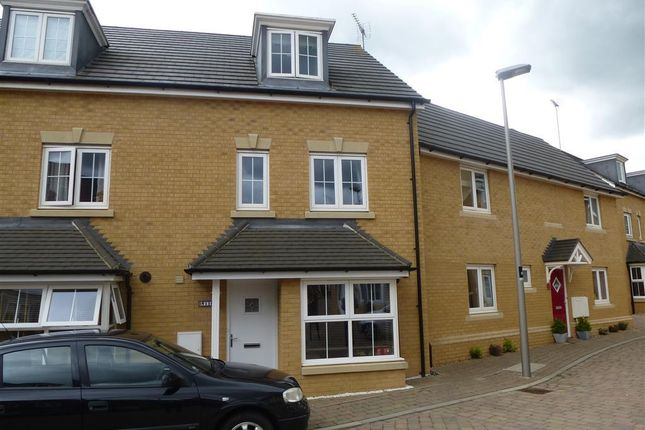 Thumbnail Terraced house to rent in Matthau Lane, Oxley Park, Milton Keynes