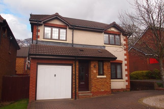 Thumbnail Detached house to rent in Stobhill Crescent, Ayr