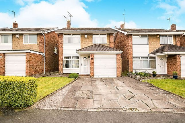 Thumbnail Detached house for sale in Westbourne Road, Chester