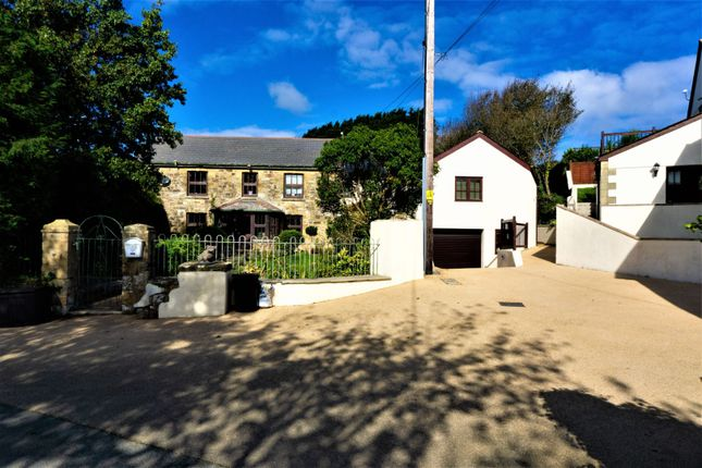 Detached house for sale in Rejerrah, Newquay