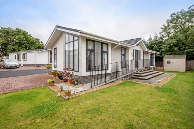 Thumbnail Detached bungalow for sale in Bishops View, Gairneybridge, Kinross