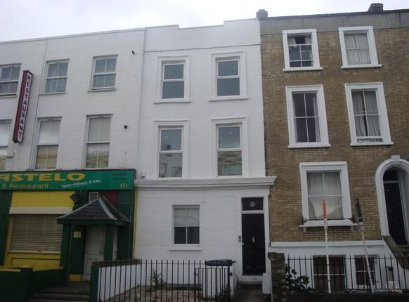 Thumbnail Flat to rent in Coldharbour Lane, Camberwell