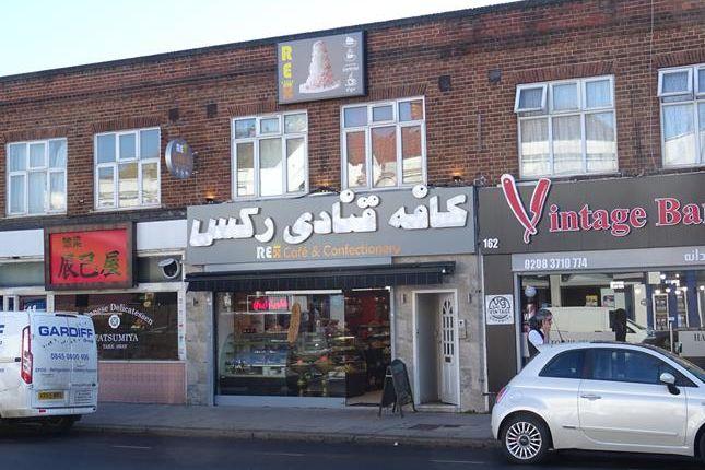 Thumbnail Commercial property for sale in 164 Ballards Lane, London