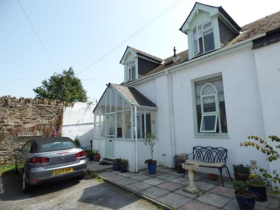 Thumbnail Semi-detached house for sale in South Street, Totnes, Devon