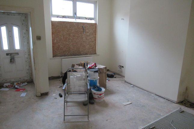 Living Room of Baden Street, Hartlepool TS26