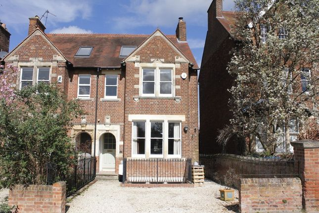 Thumbnail Semi-detached house to rent in Frenchay Road, Oxford