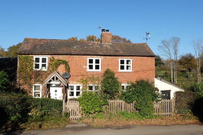 Thumbnail Detached house for sale in Fir Tree Cottage, Bromsberrow Heath, Ledbury, Herefordshire