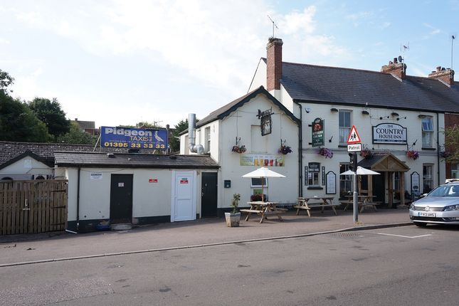 Pub/bar for sale in Withycombe Village Road, Exmouth, Devon