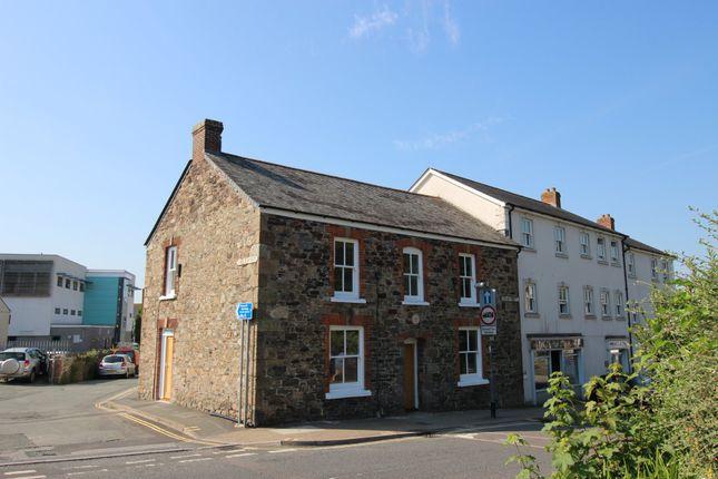 Thumbnail Maisonette for sale in Hawthorn House, 1 Exeter Road, Ivybridge