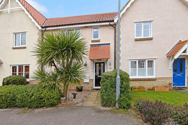 Thumbnail Terraced house for sale in Hazel Close, Laindon, Basildon