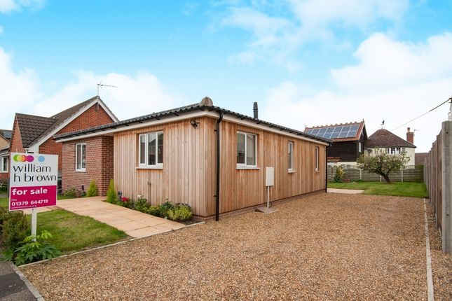 Thumbnail Detached bungalow for sale in Store Street, Roydon, Diss