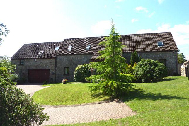 Thumbnail Barn conversion to rent in Talgarth Barn, Llanvaches, Caldicot