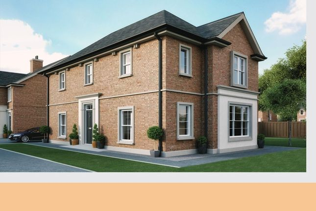 Thumbnail Detached house for sale in The Hounslow, Ballycraigy Road, Newtownabbey