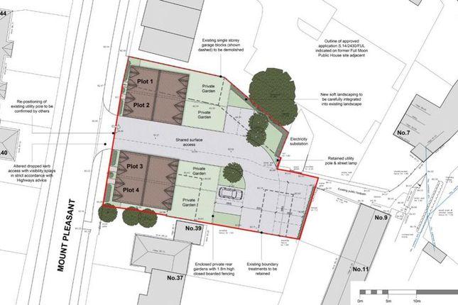 Thumbnail Land for sale in Mount Pleasant, Wotton-Under-Edge, 7Js.