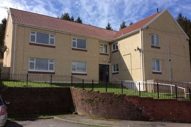 Thumbnail Flat to rent in Galltcwm Terrace, Bryn, Port Talbot