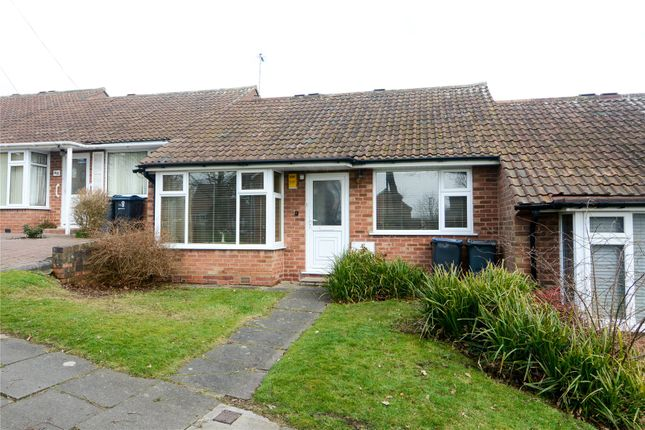 2 bed bungalow for sale in Long Leasow, Bournville Village Trust, Selly Oak, Birmingham B29